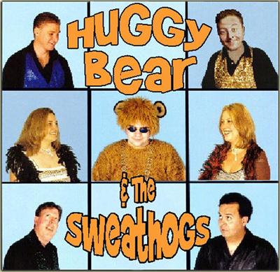 Huggy Bear Band NC Entertainment